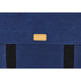 Basil Urban Fold Sacoche vélo double, dark denim blue